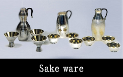 Sake ware