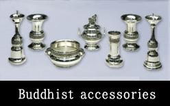 Buddhist accessories